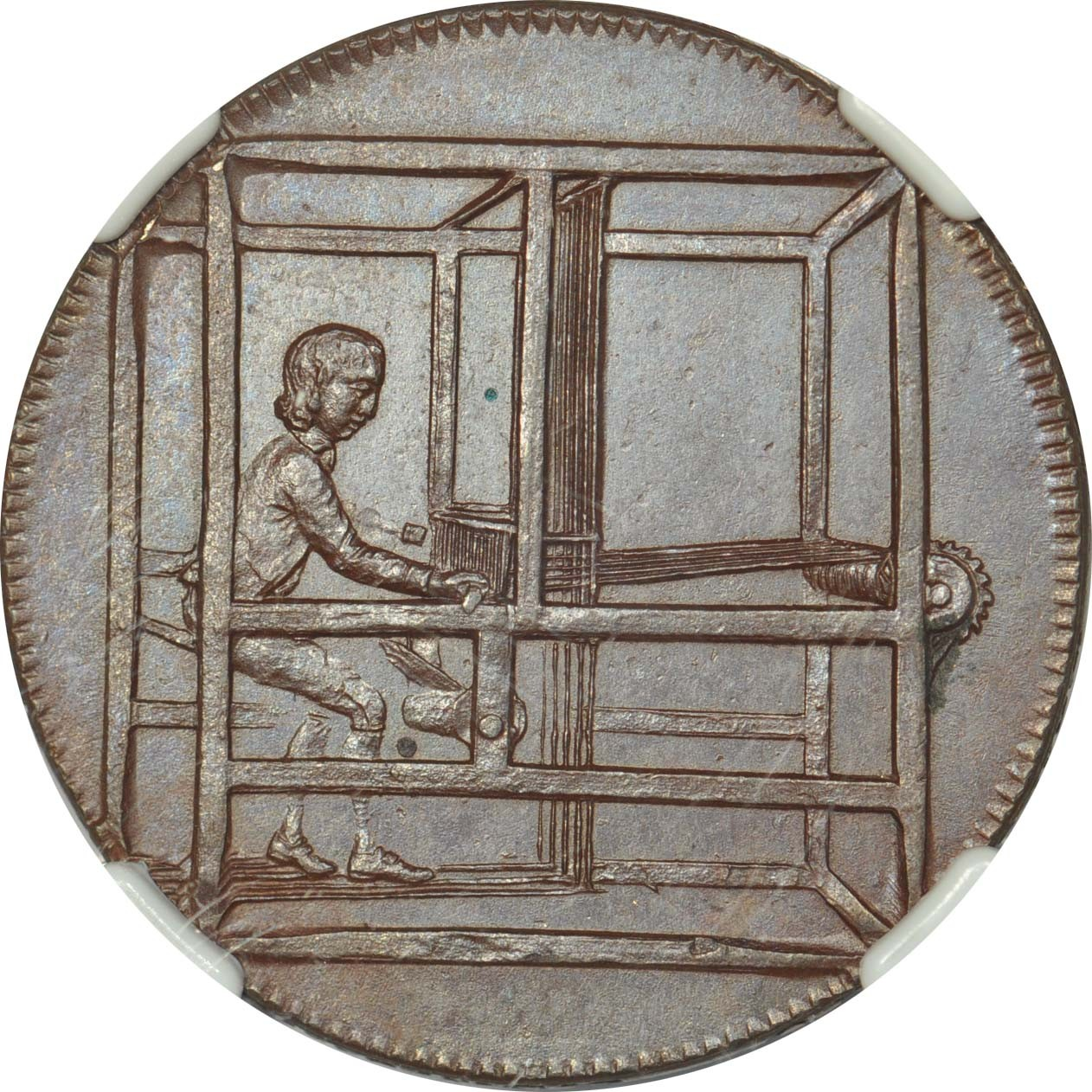 "English 18th Century ""Conder"" Tokens"